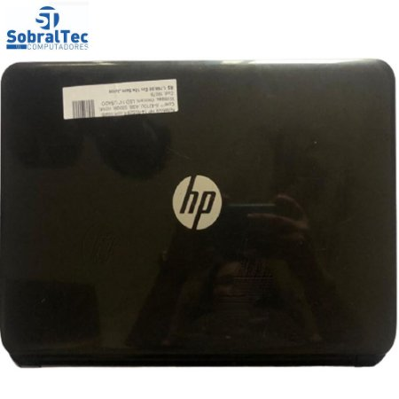"Notebook HP 14-R052BR com Intel® Core™ i5-4210U, 4GB, 500GB,  HDMI, Wireless, Webcam, LED 14"" USADO- kit"