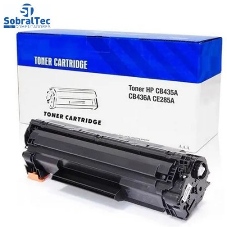 Toner Compativel Hp Ce285a 435a |436a |278a- M1132 Hp ByQualy