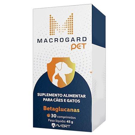 Macrogard Pet 45g 30 Comp- Avert