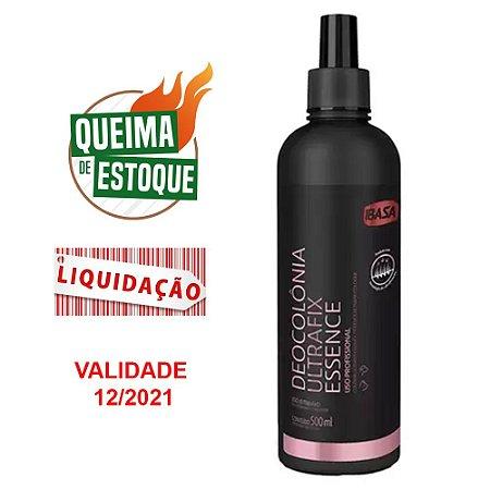 Deocolônia Ultrafix Essence 500ml - Ibasa (VAL: 12/21)