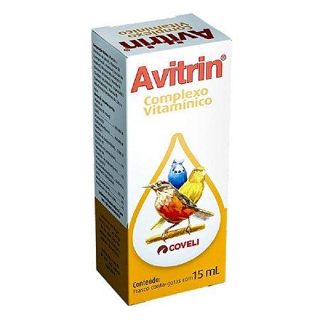 Avitrin Complexo Vitamínico 15ml - Coveli