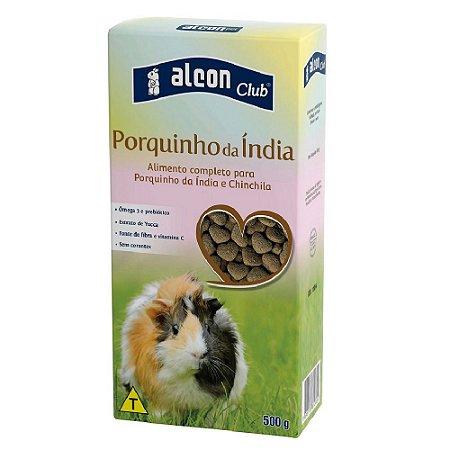 Ração Alcon Club Porquinho Da Índia 500g