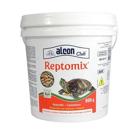 Ração Tartaruga Alcon Club Reptomix 800g