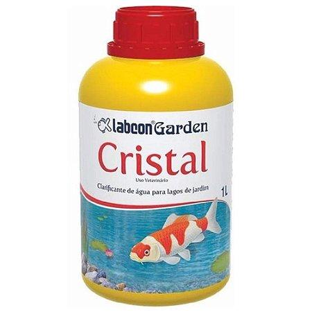 Alcon Labcon Garden Cristal 1L transparência Água de Lagos