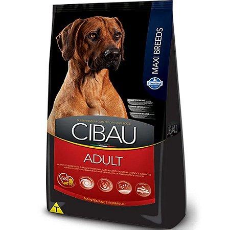 Ração Cibau Maxi Breeds Cães Adultos Raças Grandes 15kg