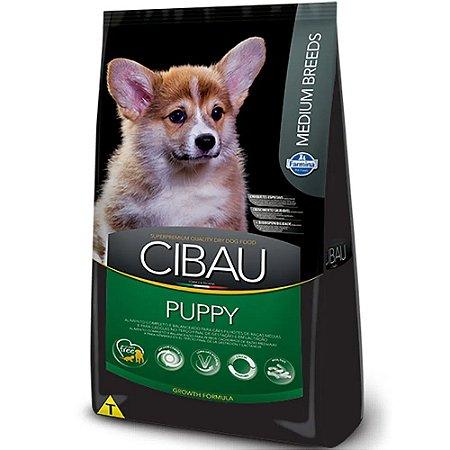 Ração Cibau Medium Breeds Cães Filhotes Raças Médias 15kg