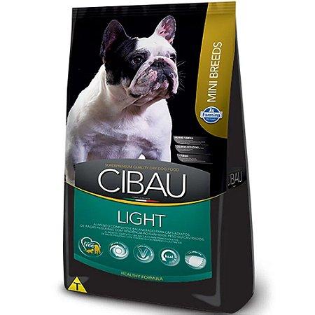 Ração Cibau Light Cães Adultos Raças Pequenas 1Kg - Farmina