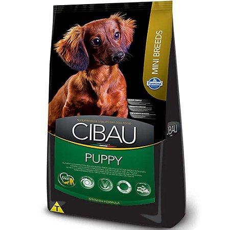 Ração Cibau Mini Breeds Cães Filhotes Raças Pequenas 3kg