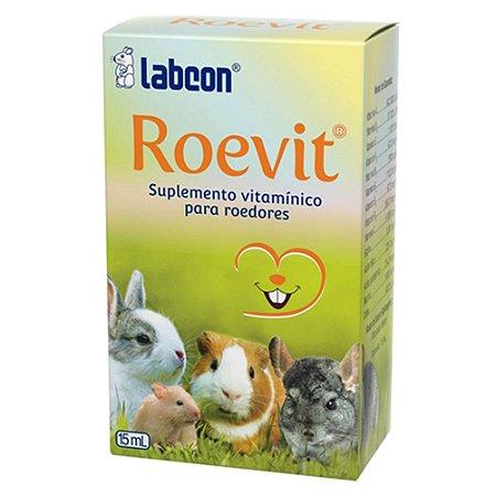Labcon Roevit Suplemento Vitamínico Alcon Roedores 15ml