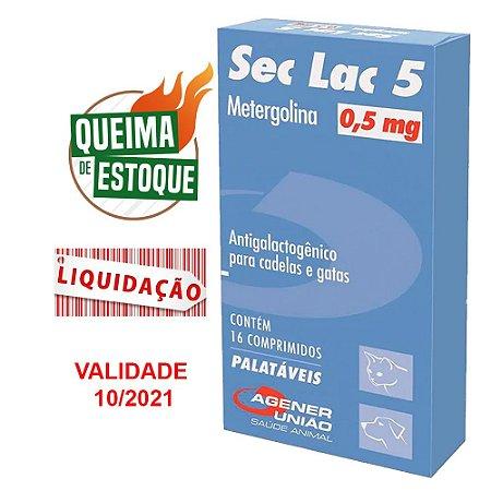 Sec Lac 5 - Agener 16 cps (VAL: 10/21)