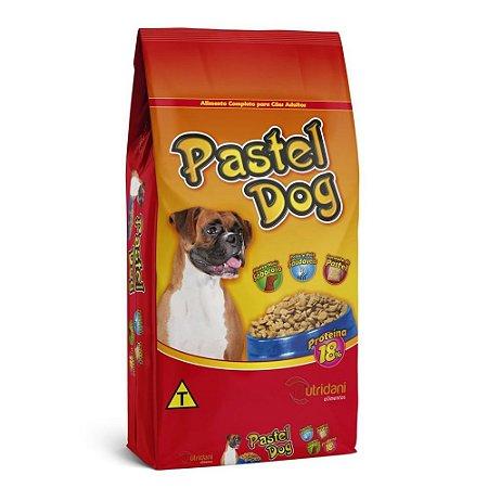 Ração Pastel Dog para Cães Adultos 25Kg - Nutridani