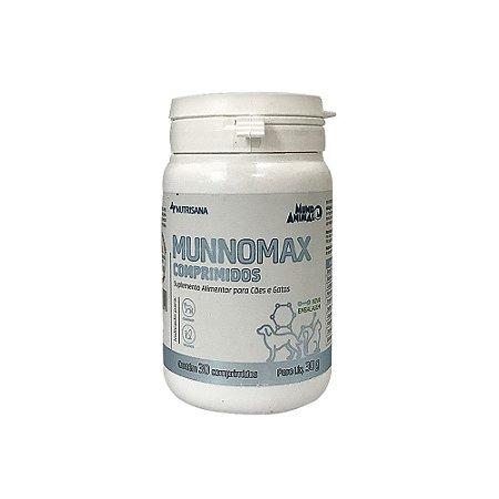 Suplemento Vitamínico Nutrisana Munnomax 30CPS Mundo Animal