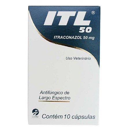 ITL 50 Cepav 10 cápsulas