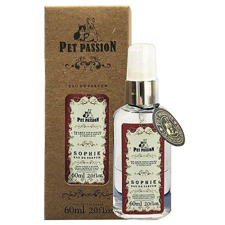 Perfume Pet Passion Sophie 60ml Colônia
