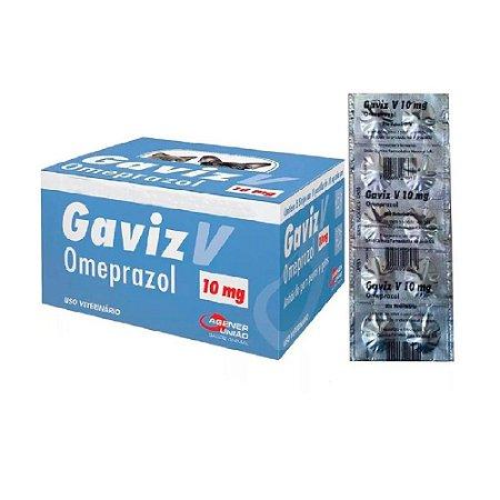 Gaviz 10mg - 10 Comprimidos Cartela Avulsa + Bula