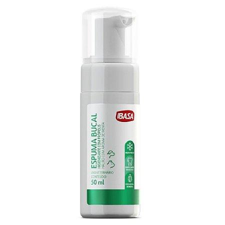 Espuma Bucal Ibasa 50ml - Higiene Oral