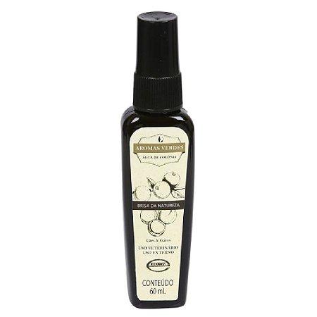 Colônia Ecovet Aromas Verdes Brisa da Natureza 60ml Perfume