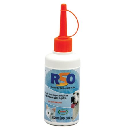 Limpeza Externa dos Olhos RSO 100ml - Ecovet
