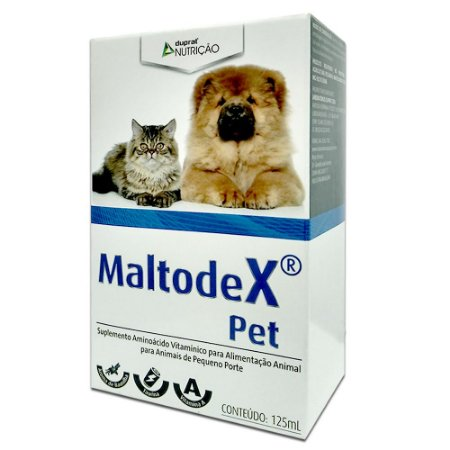 Maltodex Pet 125ml - Duprat