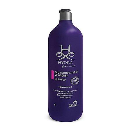 Shampoo Petsociety Hydra Neutralizador 1l Diluição 1:10