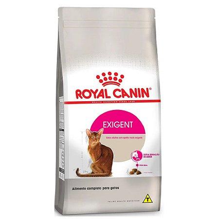 Ração Royal Canin Gatos Exigent Paladares Muito Exigentes 1,5Kg
