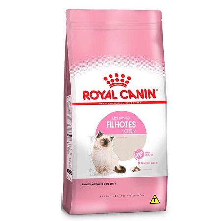 Ração Royal Canin Gatos Flhotes Acima de 4 Meses Kitten 1,5Kg