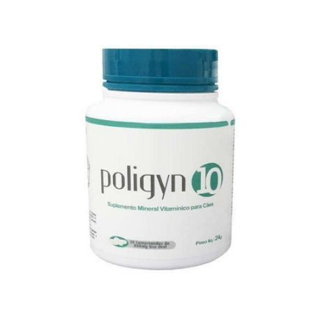 Suplemento Poligyn 10 - 30cps Nutripharme