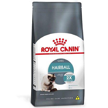 Ração Royal Canin Gatos Hairball Care Prevenção de Bolas de Pelos 400g