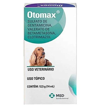 Otomax 12,5g (14ml) MSD