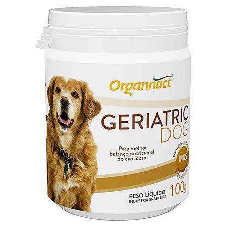 Organnact Geriatric Dog 100g