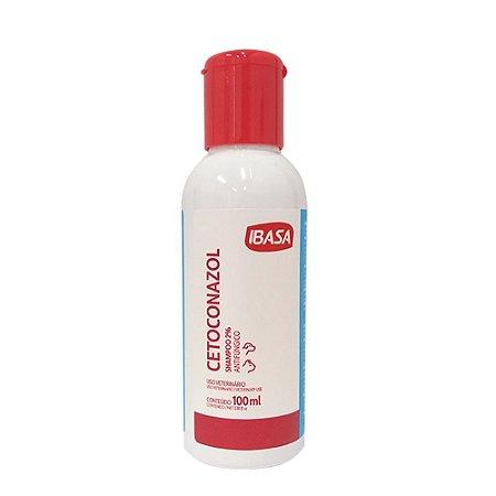 Shampoo Cetoconazol 2% Ibasa 100ml