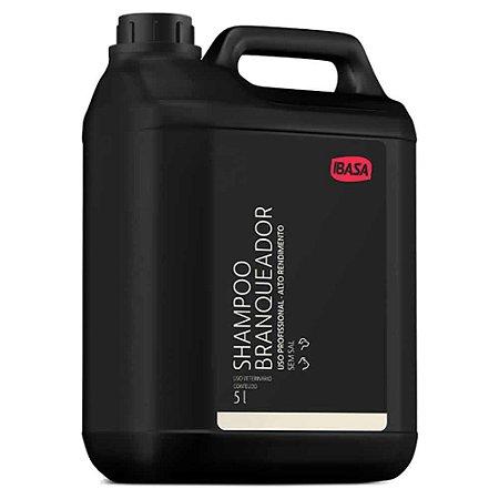 Shampoo Ibasa Branqueador 5l - Uso Profissional