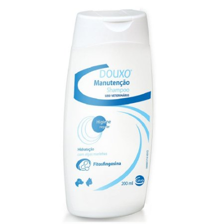 Shampoo Douxo Manutenção 200ml - Ceva