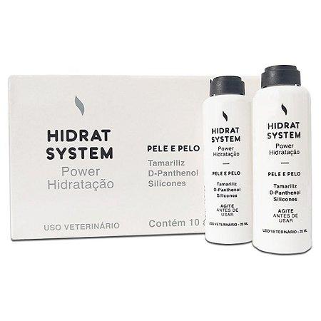 Hidratação Hidrat System Pet Smack 10 ampolas 20ml