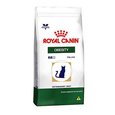 Ração Royal Canin Veterinary Diet Gatos Obesity 1,5kg