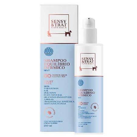 Shampoo Sensy Trat Equilibrio Dérmico 250ml Centagro