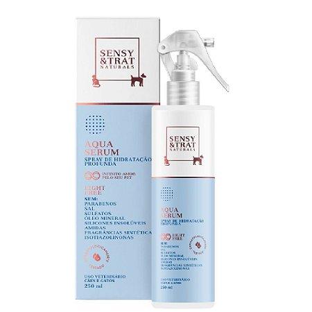 Spray Hidratação Sensy Trat Aqua Sérum 250ml - Centagro