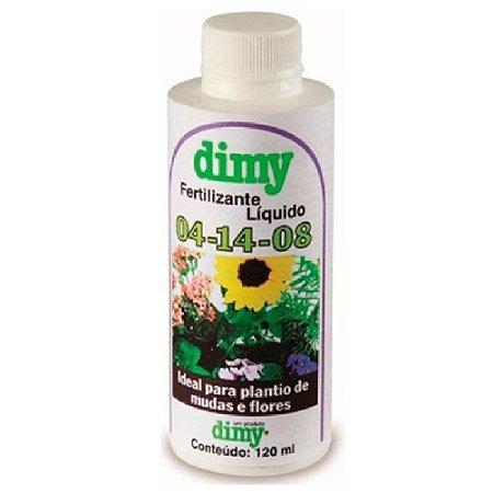Fertilizante Dimy 04 - 14 - 08 120ml