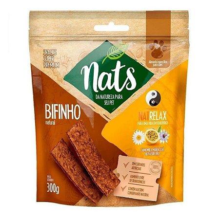 Snack Nats Bifinho Natural NatRelax 300g