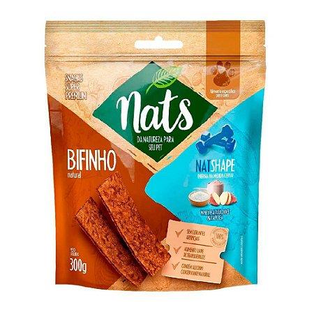 Snack Nats Bifinho Natural NatShape 300g