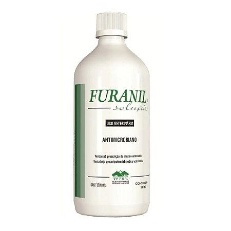 Solução Antimicrobiana Furanil 500ml - Vetnil