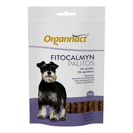 Suplemento Vitamínico Organnact Fitocalmyn Palitos 160G