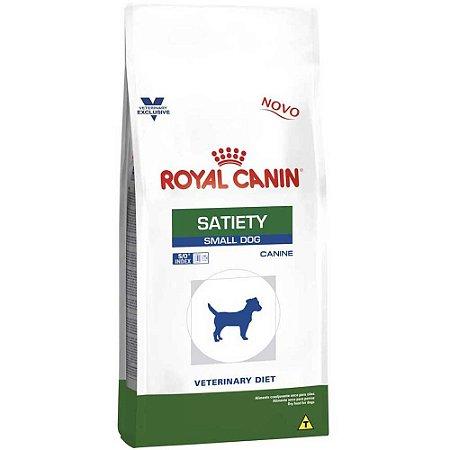 Alimento Para Cães Satiety Small Dog 7,5kg - Royal Canin