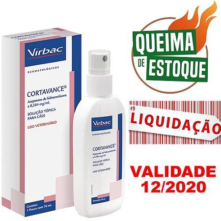 Cortavance 76ml Virbac - Liquidação