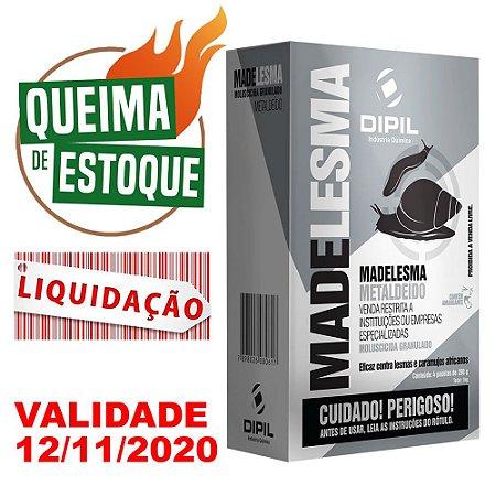 Moluscicida Madelesma Dipil 1kg - Liquidação