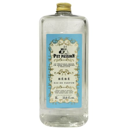 Perfume Pet Passion Bebê 1L Colônia