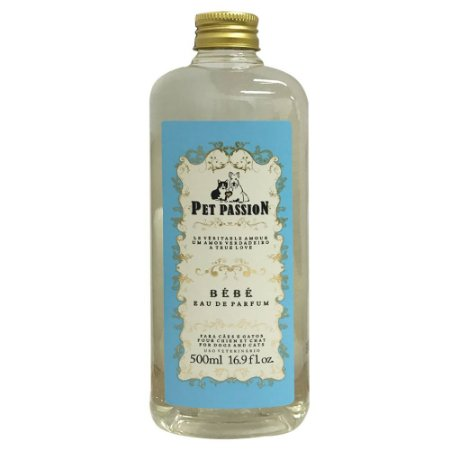 Perfume Pet Passion Bebê 500ml