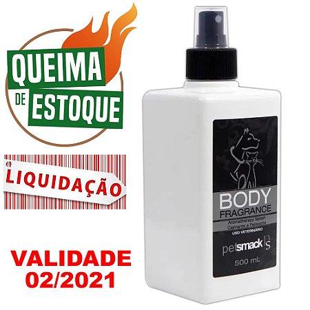 Splash Aromático Calmante Body Fragrance 500ml (Val.02/21)