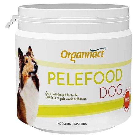 Suplemento Vitamínico Organnact Pelefood Dog 300g