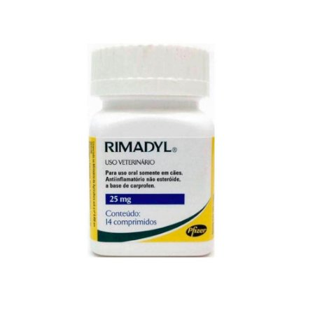 Anti-inflamatório Rimadyl 25mg 14 Comprimidos - Zoetis